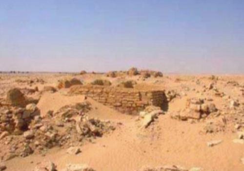 Qasr Qarun, la antigua ciudad de Dionysias