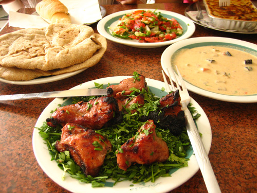 Restaurantes en El Cairo
