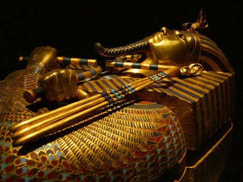 Sarcofago de Tutankamon