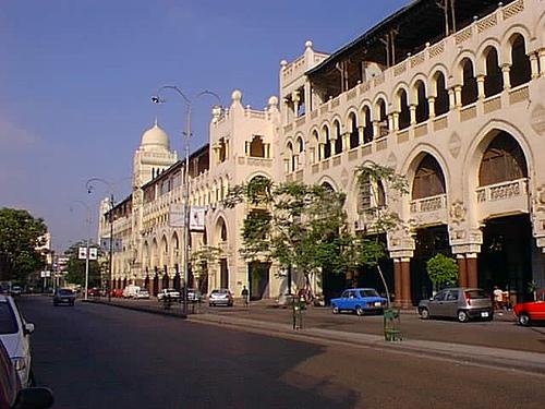 Avenida Salah Salem, compras en Alejandría