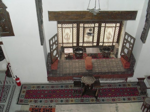 Museo Gayer Anderson, en El Cairo