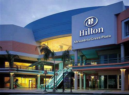 Hoteles de lujo en Alejandría