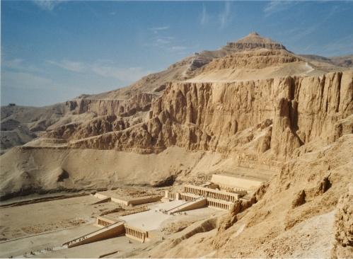 Templo de Deir el Bahari