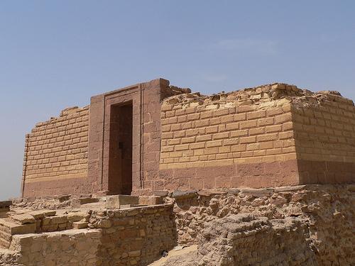 El Templo del Norte de Karanis, en El Fayum