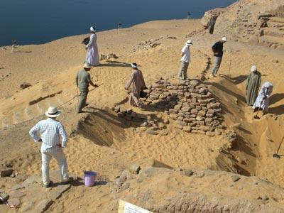 arqueologia en Asuan