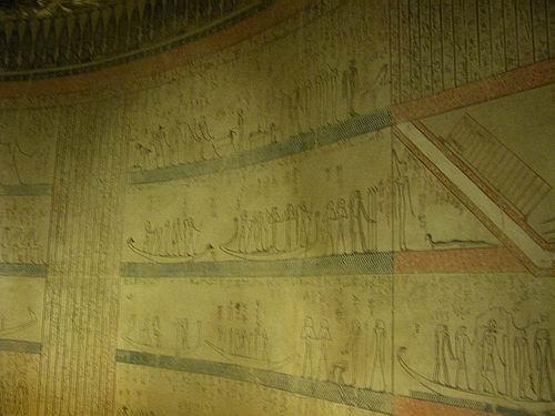 La Tumba de Tutmosis III en el Valle de los Reyes
