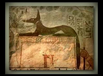 Divinidades egipcias del más allá