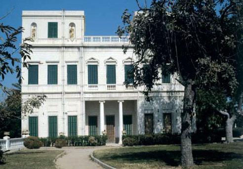 La Villa Antoniadis y sus jardines