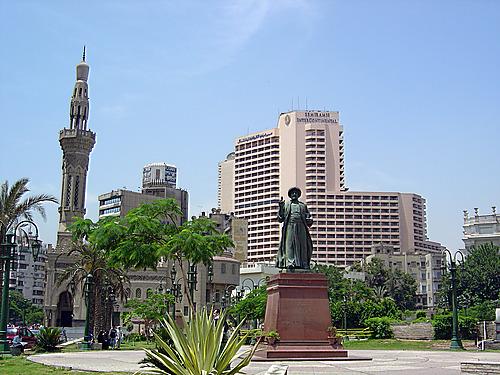 Hotel Intercontinental Semiramis en El Cairo